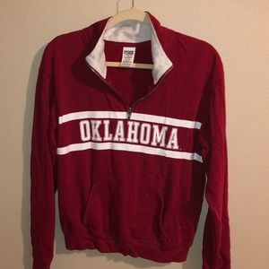 PINK Victoria's Secret Other - Pink Oklahoma Pullover